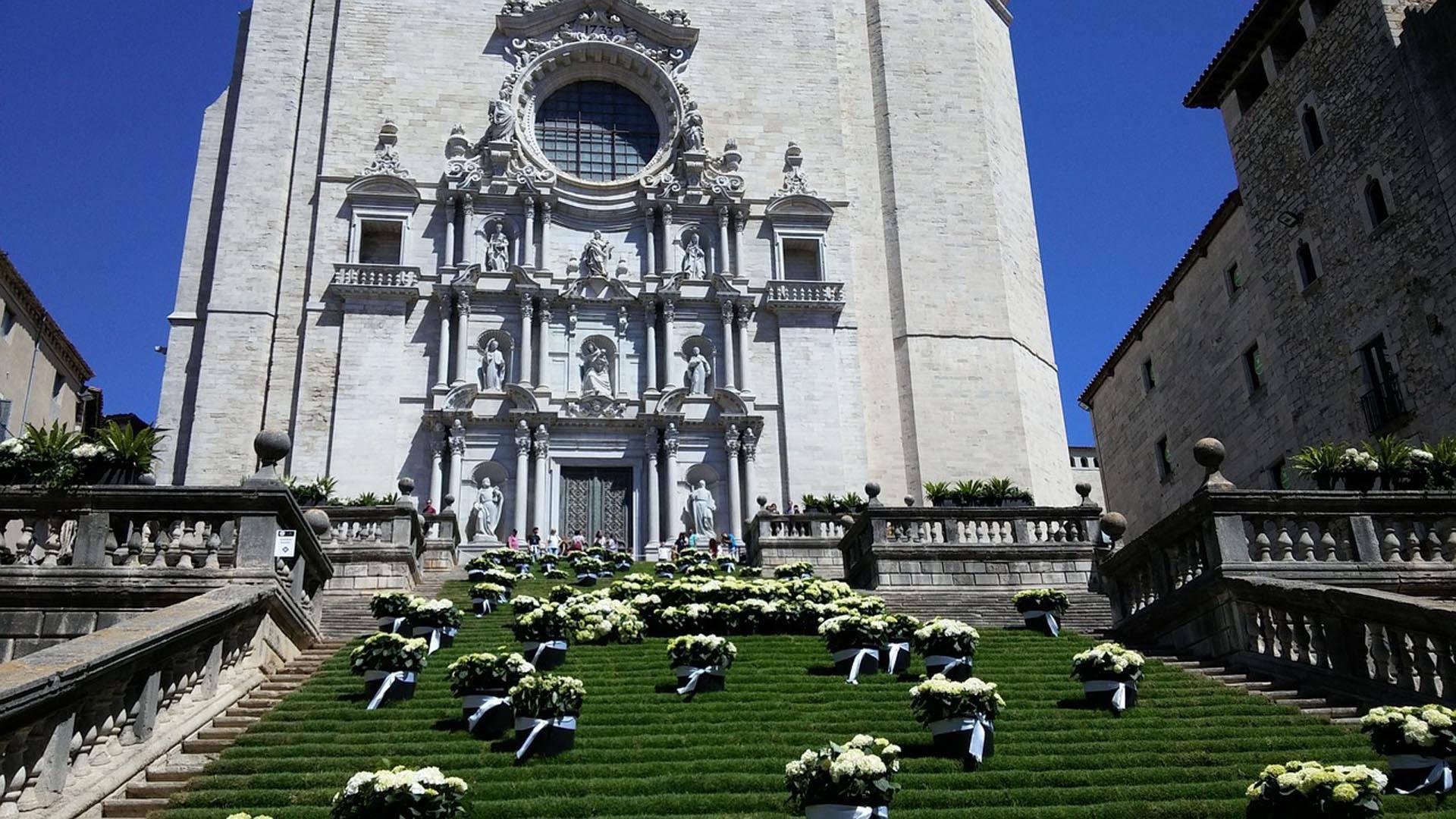 Cathedral Historical Heritage Hotelsgirona Net