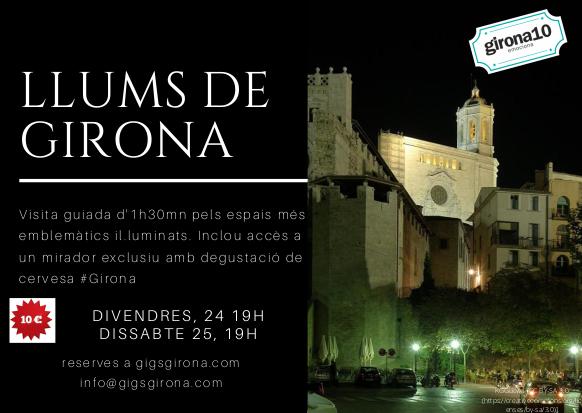 foto de Luces de Girona