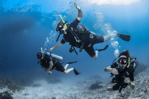 Practicar submarinismo en la Costa Brava